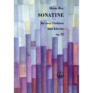 Heinz Roy: Sonatine, op. 2