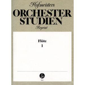 Orchesterstudien Flöte, Heft 1: Bach, Haydn u.a.