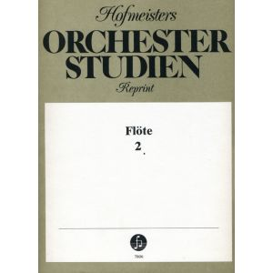 Orchesterstudien Flöte, Heft 2: Wagner, Bruckner u.a.