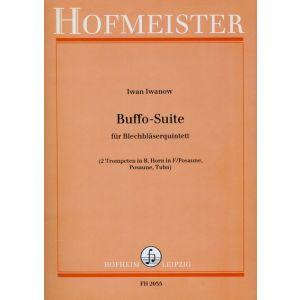 Iwan Iwanow: Buffo-Suite