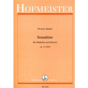 Werner Rottler: Sonatine, op. 14 (1983)