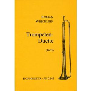 Roman Weichlein: Trompetenduette