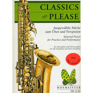 Classics to Please / inkl. Play-Along-CD