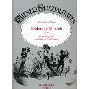 Johann Strauß (Vater): Radetzky-Marsch, op. 228