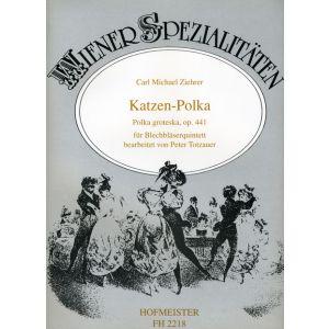 Carl Michael Ziehrer: Katzen-Polka, op. 441