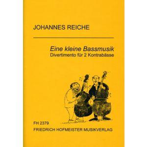 Johannes Reiche: Eine kleine Bassmussik