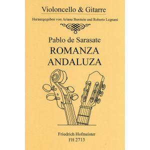 Pablo de Sarasate: Romanza Andaluza