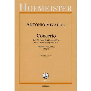 Concerto (Partitur/score)