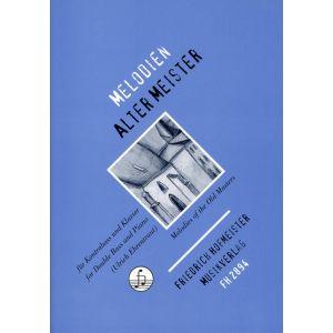 Melodien Alter Meister, Heft 1