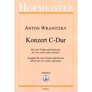 Anton Wranitzky: Konzert C-Dur / KlA