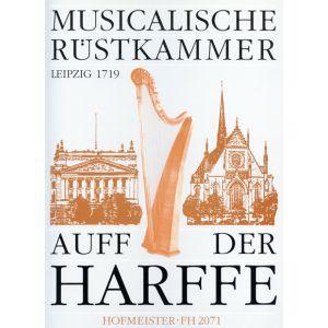 Musicalische Rüstkammer auff der Harffe
