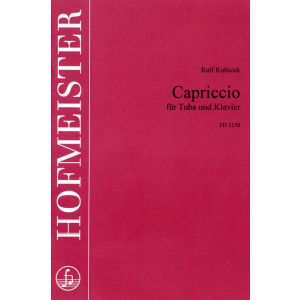 Ralf Kubicek: Capriccio