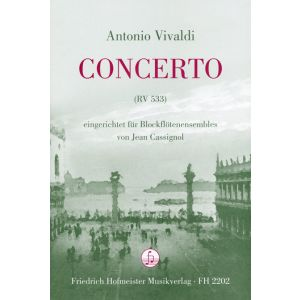 Antonio Vivaldi: Concerto RV 533