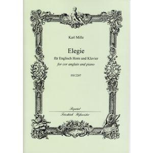 Karl Mille: Elegie