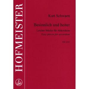 Kurt Schwaen: Besinnlich und heiter