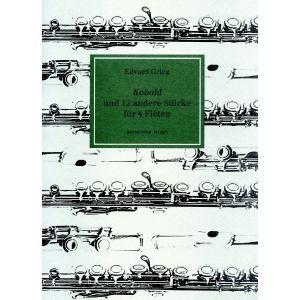 """Edvard Grieg: """"Kobold"""" und 12 andere Stücke"""