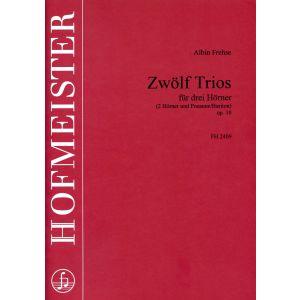 12 Trios, op. 10