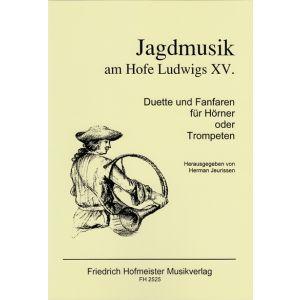 Jagdmusik am Hofe Ludwigs XV (Jeurissen)
