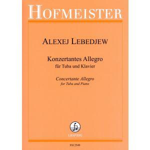 Alexej Lebedjew: Konzertantes Allegro