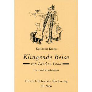 Karlheinz Krupp: Klingende Reise von Land zu Land