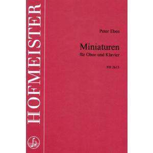 Petr Eben: Miniaturen