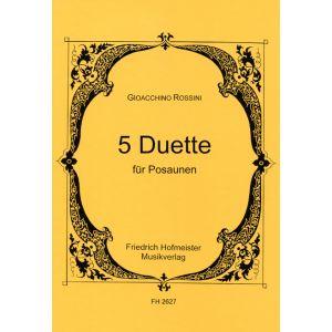 Gioacchino Rossini: 5 Duette