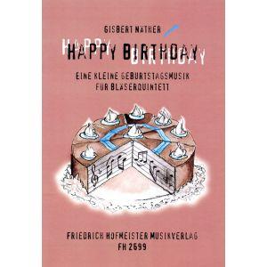 Gisbert Näther: Happy Birthday