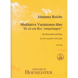 Johannes Reiche: Meditative Variationen über