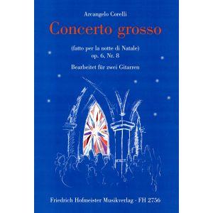 Arcangelo Corelli: Concerto grosso, op. 6 Nr. 8 (
