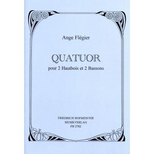 Ange Flégier: Quatuor