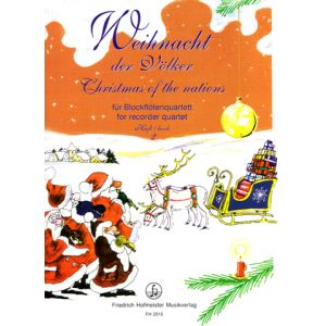 Weihnacht der Völker, Band 2: Europa I
