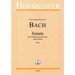 Carl Philipp Emanuel Bach: Sonate a-Moll