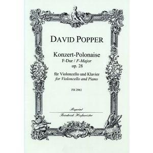 Konzert-Polonaise F-Dur, op. 28