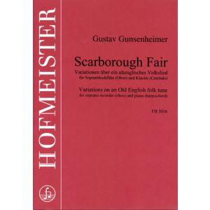 Gustav Gunsenheimer: Scarborough Fair