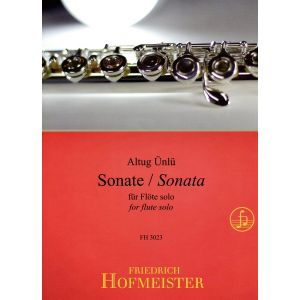 Sonate für Flöte solo