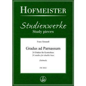 Franz Simandl: Gradus ad Parnassum