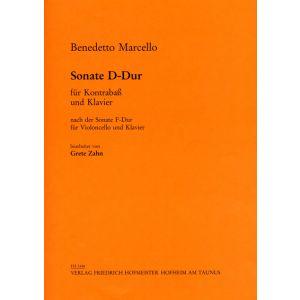 Benedetto Marcello: Sonate D-Dur