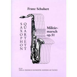 Franz Schubert: Militärmarsch, op. 51