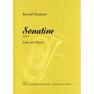 Bertold Hummel: Sonatine, op 81a