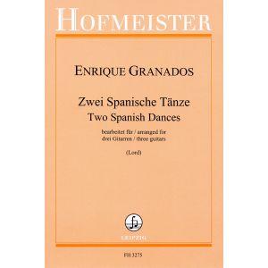 Zwei Spanische Tänze / Two Spanish Dances