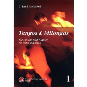 Tangos & Milongas, Vol. 1