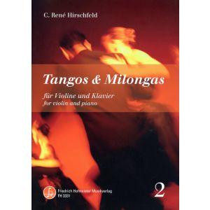 Tangos & Milongas, Vol. 2