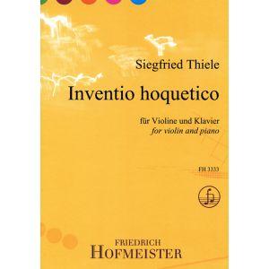 Inventio hoquetico