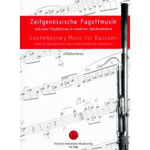 Zeitgenössische Fagottmusik