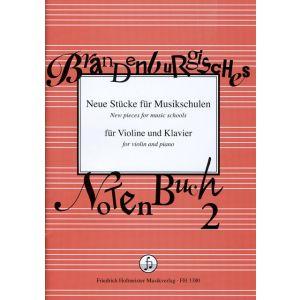 Brandenburgisches Notenbuch 2.