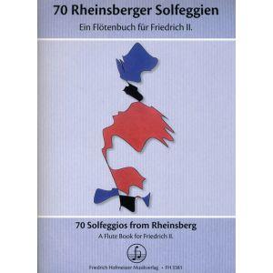 70 Rheinsberger Solfeggien