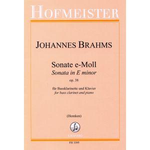 Sonate e-Moll op. 38