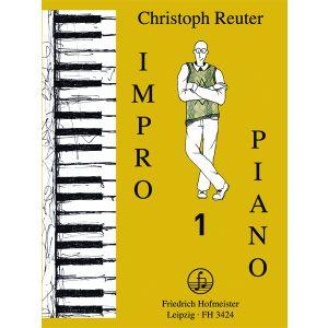 Impro Piano, Volume 1