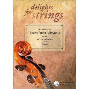 Sechs Duos, op. 60 (Vol. 1)