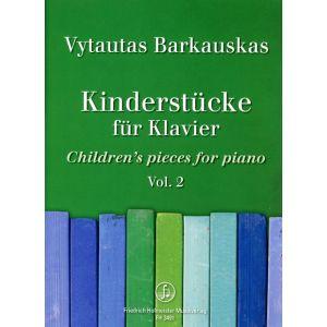Kinderstücke für Klavier, Vol. 2